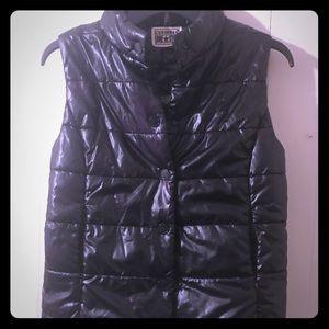Vintage Converse Women's Puff Vest Size SM